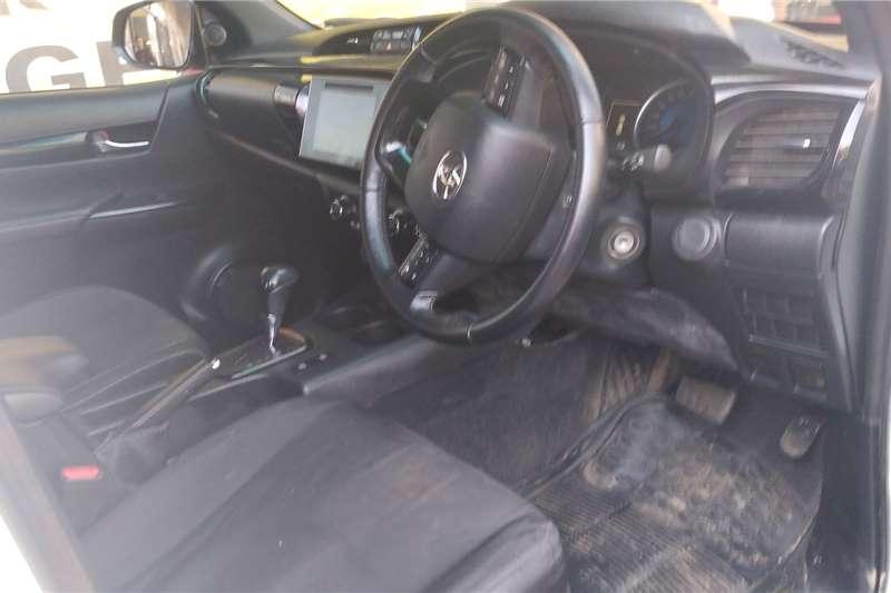 Toyota Hilux Double Cab HILUX 2.8 GD 6 RB RAIDER A/T P/U D/C 2018
