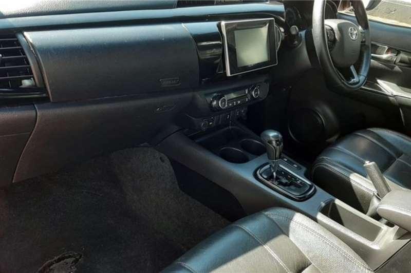 2019 Toyota Hilux double cab HILUX 2.8 GD-6 RB RAIDER A/T P/U D/C