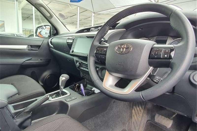 Used 2020 Toyota Hilux Double Cab HILUX 2.8 GD 6 RB RAIDER A/T P/U D/C