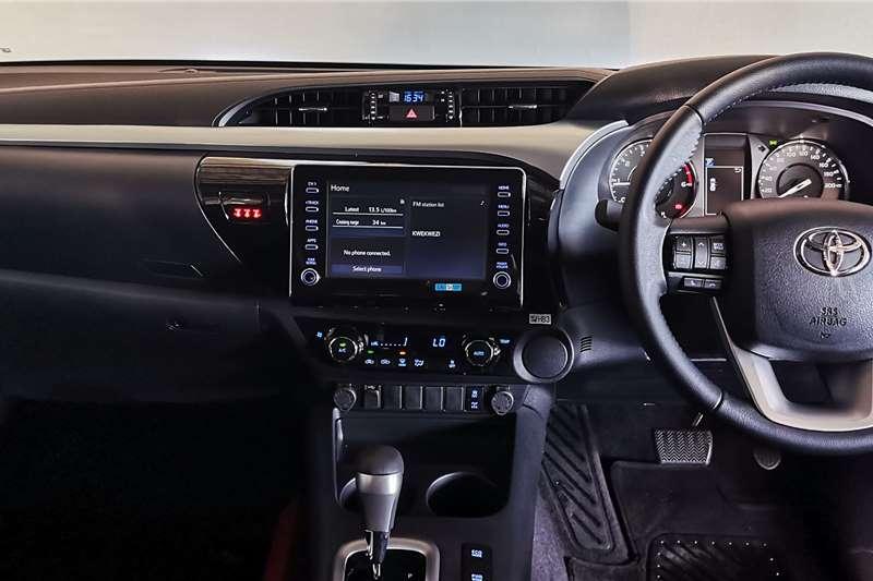 2021 Toyota Hilux double cab HILUX 2.8 GD-6 RB RAIDER A/T P/U D/C