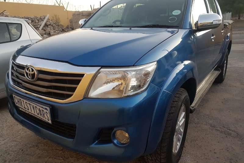 Toyota Hilux Double Cab HILUX 2.8 GD 6 RB RAIDER P/U D/C 2012