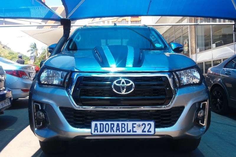 Toyota Hilux Double Cab HILUX 2.8 GD 6 RB RAIDER P/U D/C 2017