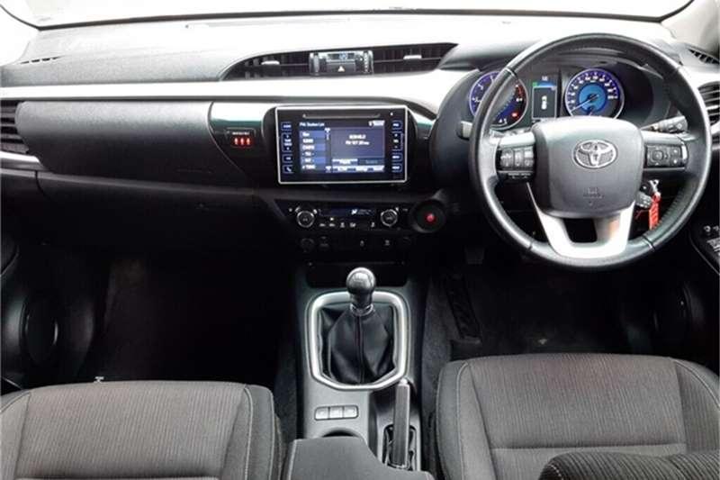 Used 2018 Toyota Hilux Double Cab HILUX 2.8 GD 6 RB RAIDER P/U D/C
