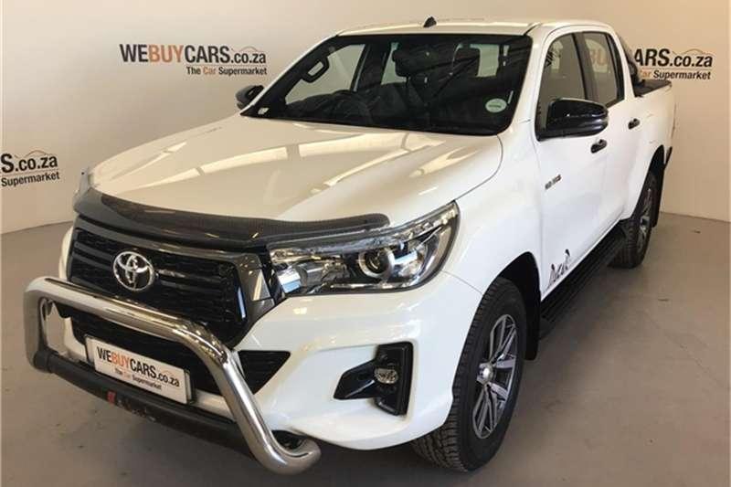 Toyota Hilux Double Cab HILUX 2.8 GD 6 RB RAIDER P/U D/C 2019