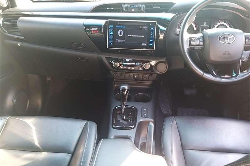 2018 Toyota Hilux double cab HILUX 2.8 GD-6 RB RAIDER P/U D/C A/T