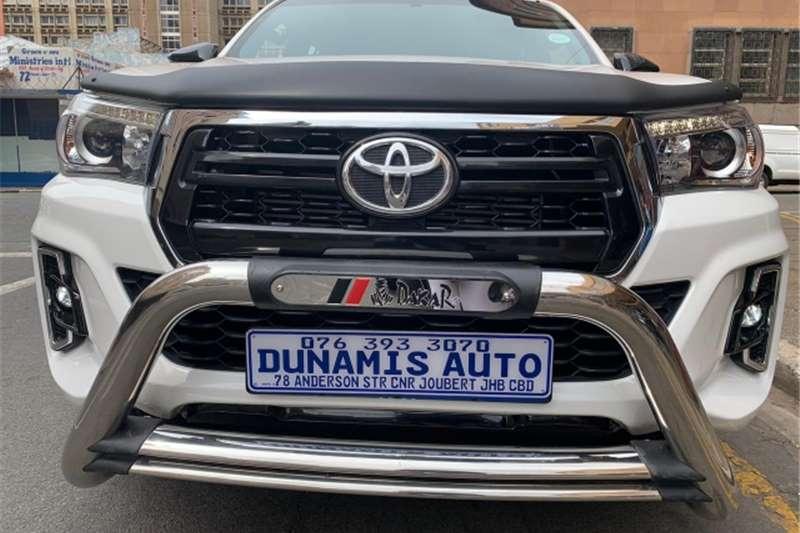 Toyota Hilux Double Cab HILUX 2.8 GD 6 RB RAIDER P/U D/C A/T 2019