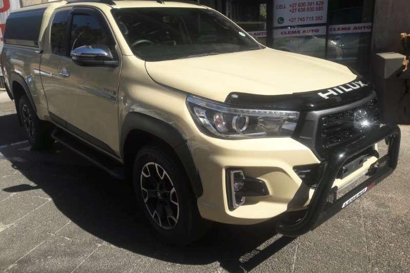 Used 2020 Toyota Hilux Double Cab HILUX 2.8 GD 6 RB RAIDER P/U D/C A/T