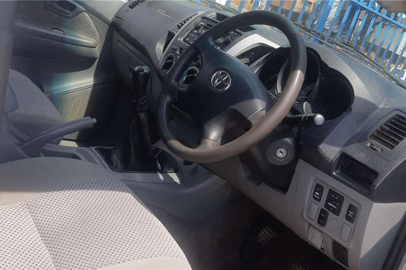 Toyota Hilux Double Cab HILUX 3.0 D 4D 4X2 A/T P/U D/C 2007