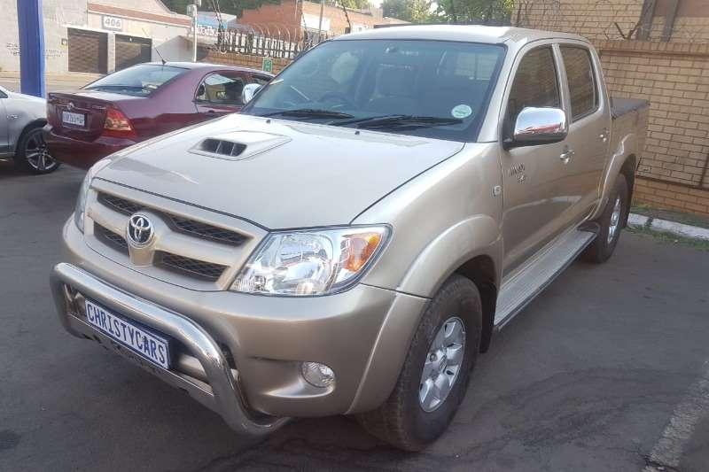 Toyota Hilux Double Cab HILUX 3.0 D 4D 4X2 P/U D/C 2007