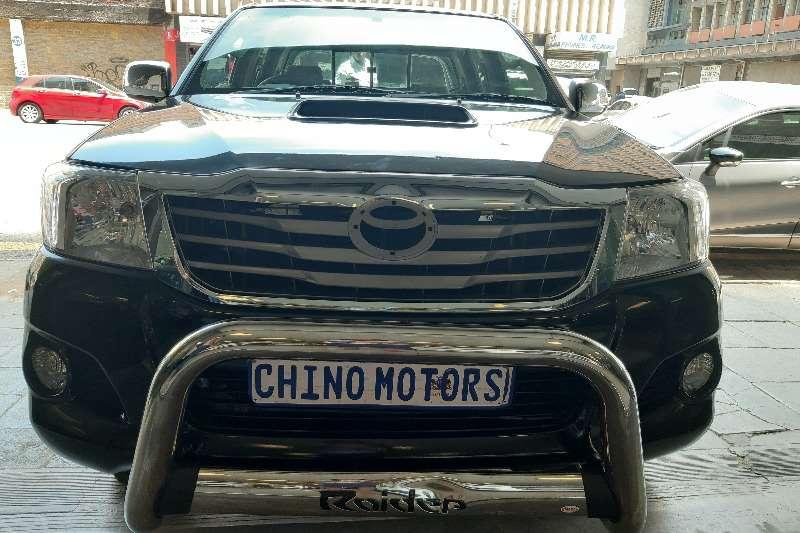 Toyota Hilux Double Cab HILUX 3.0 D 4D HERITAGE 4X2 P/U D/C 2010