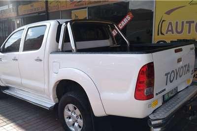 Toyota Hilux Double Cab HILUX 3.0 D 4D HERITAGE 4X4 A/T P/U D/C 2007