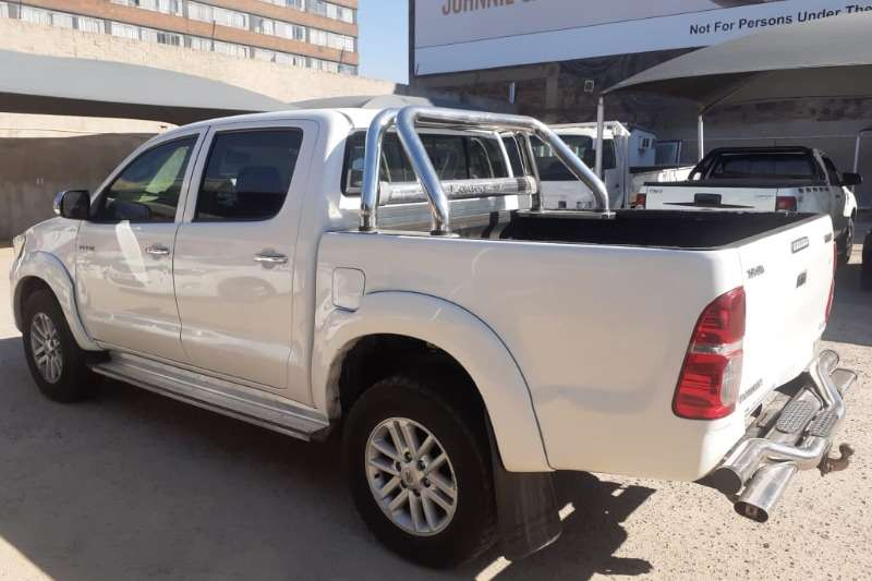 2008 Toyota Hilux double cab HILUX 3.0 D-4D HERITAGE 4X4 A/T P/U D/C