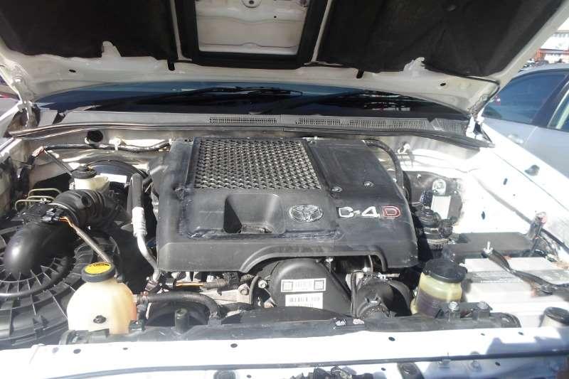 2009 Toyota Hilux double cab HILUX 3.0 D-4D HERITAGE 4X4 A/T P/U D/C