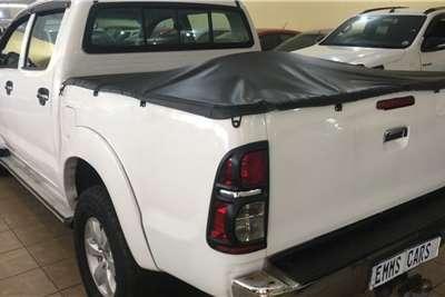 Used 2011 Toyota Hilux Double Cab HILUX 3.0 D 4D HERITAGE 4X4 A/T P/U D/C