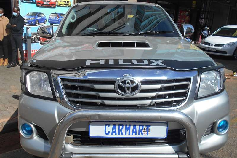 Toyota Hilux Double Cab HILUX 3.0 D 4D HERITAGE 4X4 A/T P/U D/C 2012