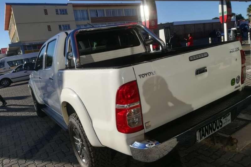 Toyota Hilux Double Cab HILUX 3.0 D 4D HERITAGE 4X4 A/T P/U D/C 2013