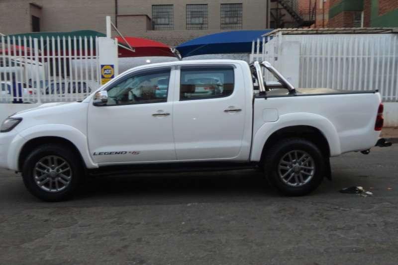 Toyota Hilux Double Cab HILUX 3.0 D 4D HERITAGE 4X4 A/T P/U D/C 2015