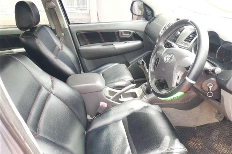 Toyota Hilux Double Cab HILUX 3.0 D 4D HERITAGE P/U D/C 2013