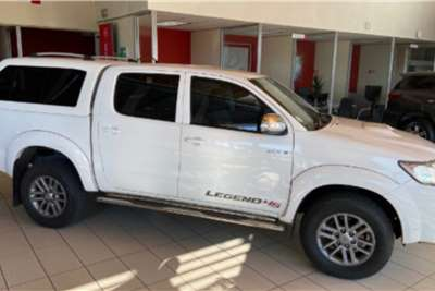 Used 2015 Toyota Hilux Double Cab