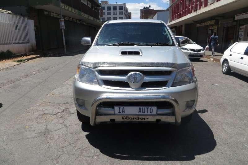 Toyota Hilux Double Cab HILUX 3.0 D 4D RAIDER 4X4 A/T P/U D/C 2007