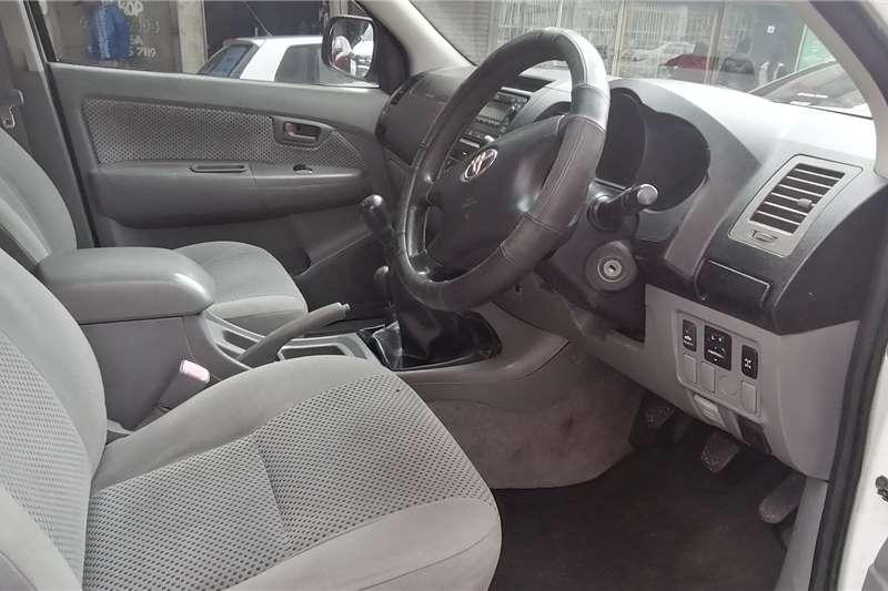 Used 2007 Toyota Hilux Double Cab HILUX 3.0 D 4D RAIDER 4X4 A/T P/U D/C