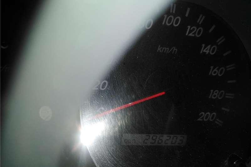 Toyota Hilux double cab HILUX 3.0 D 4D RAIDER 4X4 A/T P/U D/C 2008