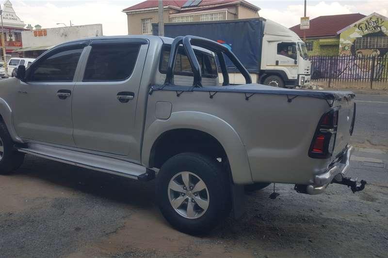 Used 2008 Toyota Hilux Double Cab HILUX 3.0 D 4D RAIDER 4X4 A/T P/U D/C