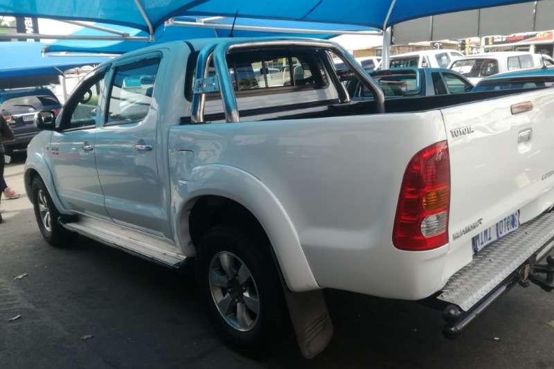 Toyota Hilux Double Cab HILUX 3.0 D 4D RAIDER 4X4 A/T P/U D/C 2009