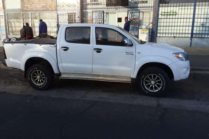 Used 2009 Toyota Hilux Double Cab HILUX 3.0 D 4D RAIDER 4X4 A/T P/U D/C