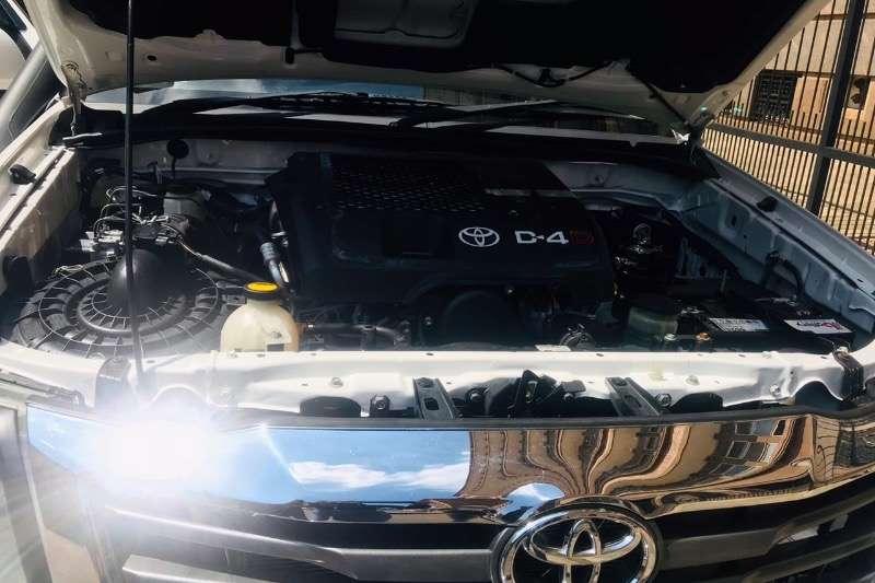 2009 Toyota Hilux double cab HILUX 3.0 D-4D RAIDER 4X4 A/T P/U D/C