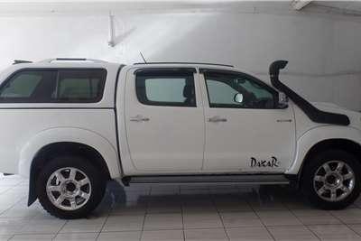 Used 2010 Toyota Hilux Double Cab HILUX 3.0 D 4D RAIDER 4X4 A/T P/U D/C