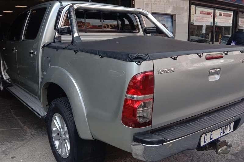 Toyota Hilux Double Cab HILUX 3.0 D 4D RAIDER 4X4 A/T P/U D/C 2010