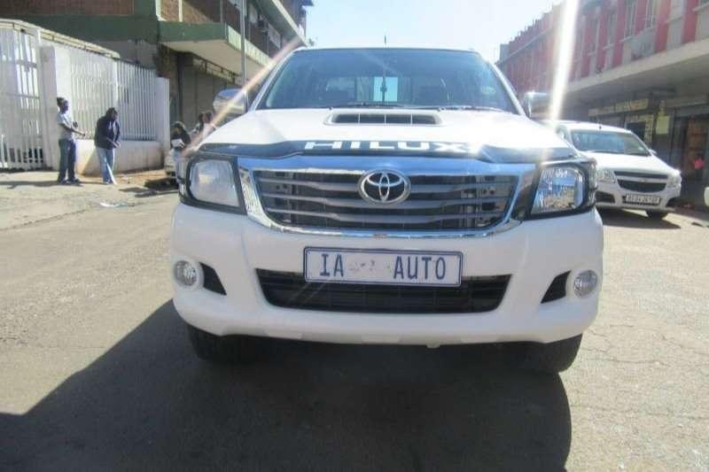 Toyota Hilux Double Cab HILUX 3.0 D 4D RAIDER 4X4 A/T P/U D/C 2012
