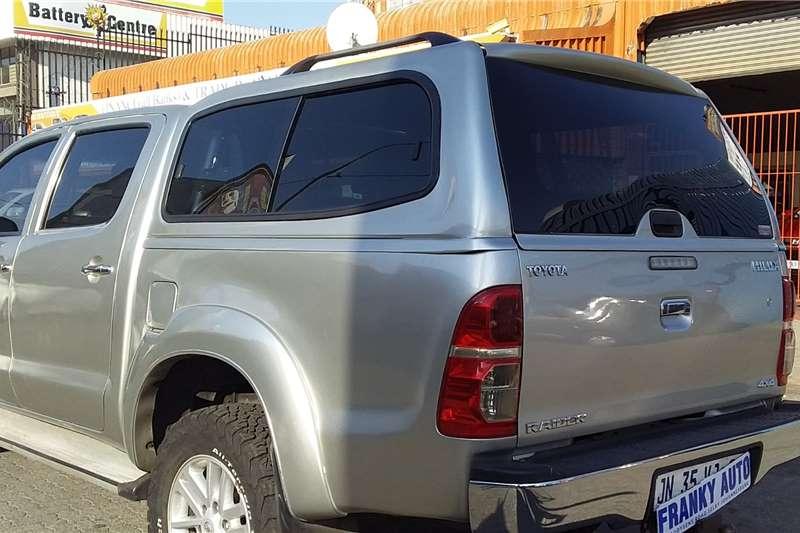 Toyota Hilux Double Cab HILUX 3.0 D 4D RAIDER 4X4 A/T P/U D/C 2013