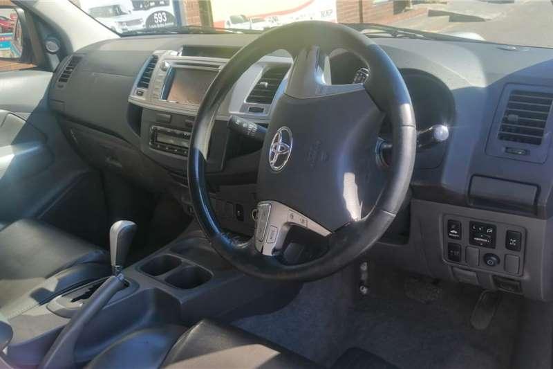 Used 2013 Toyota Hilux Double Cab HILUX 3.0 D 4D RAIDER 4X4 A/T P/U D/C