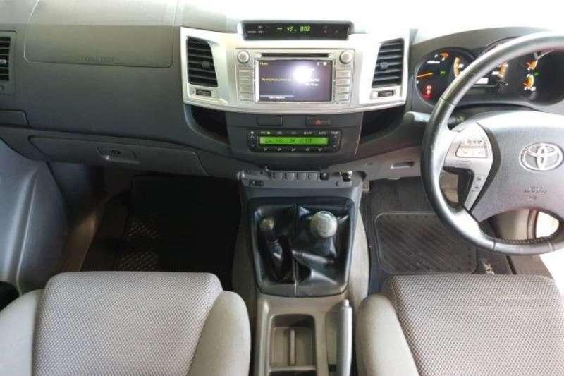 Toyota Hilux double cab HILUX 3.0 D-4D RAIDER 4X4 A/T P/U D/C 2014