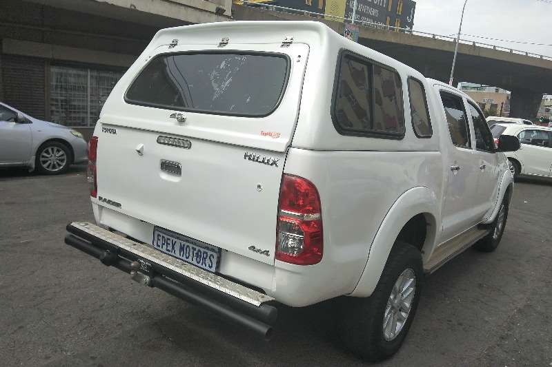 Used 2014 Toyota Hilux Double Cab HILUX 3.0 D 4D RAIDER 4X4 A/T P/U D/C