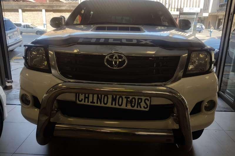 Toyota Hilux Double Cab HILUX 3.0 D 4D RAIDER 4X4 P/U D/C 2012