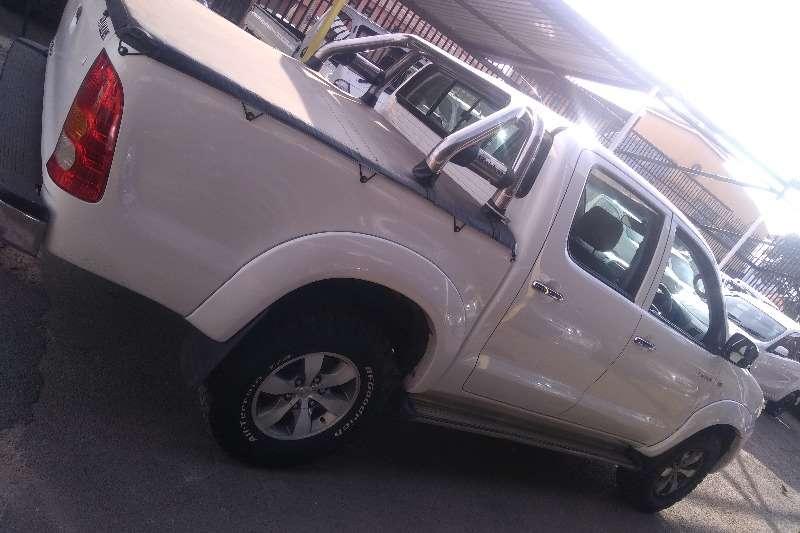 Used 2010 Toyota Hilux Double Cab HILUX 3.0D 4D HERITAGE R/B A/T P/U D/C