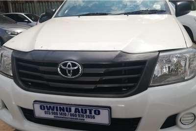 Used 2011 Toyota Hilux Double Cab HILUX 3.0D 4D HERITAGE R/B A/T P/U D/C