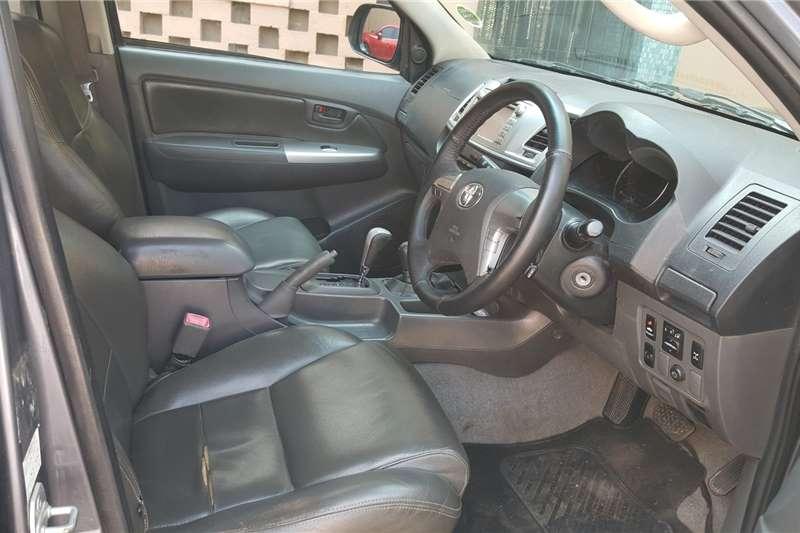 Toyota Hilux Double Cab HILUX 3.0D 4D HERITAGE R/B A/T P/U D/C 2013
