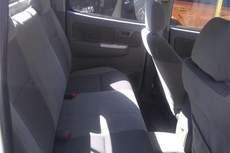 Used 2014 Toyota Hilux Double Cab HILUX 3.0D 4D HERITAGE R/B A/T P/U D/C