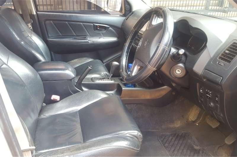 Used 2016 Toyota Hilux Double Cab HILUX 3.0D 4D HERITAGE R/B A/T P/U D/C