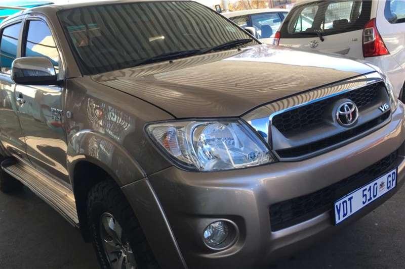 Toyota Hilux double cab HILUX 4.0 V6 RAIDER 4X4 A/T P/U D/C 2009