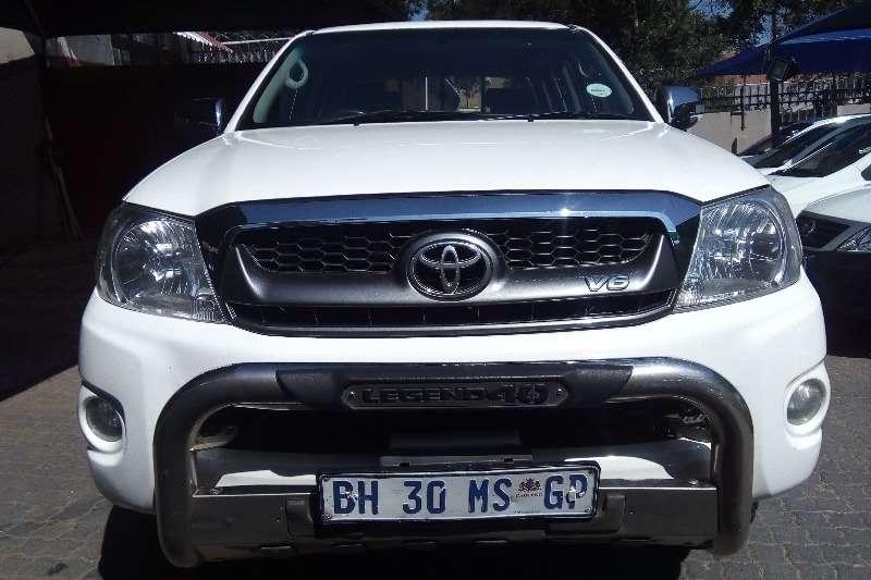 Toyota Hilux Double Cab HILUX 4.0 V6 RAIDER 4X4 A/T P/U D/C 2011