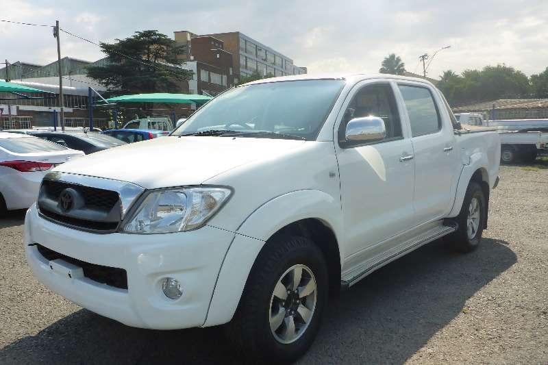 Toyota Hilux Double Cab HILUX 4.0 V6 RAIDER 4X4 A/T P/U D/C 2014