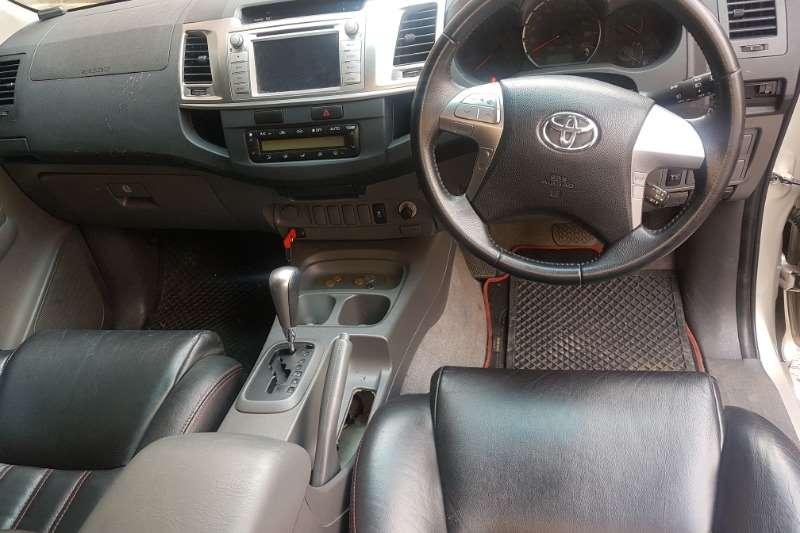 Used 2014 Toyota Hilux Double Cab HILUX 4.0 V6 RAIDER 4X4 A/T P/U D/C