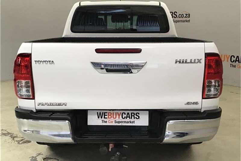 Toyota Hilux Double Cab HILUX 4.0 V6 RAIDER 4X4 A/T P/U D/C 2019