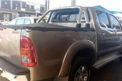 Toyota Hilux Double Cab HILUX 4.0 V6 RAIDER 4X4 P/U D/C A/T 2009