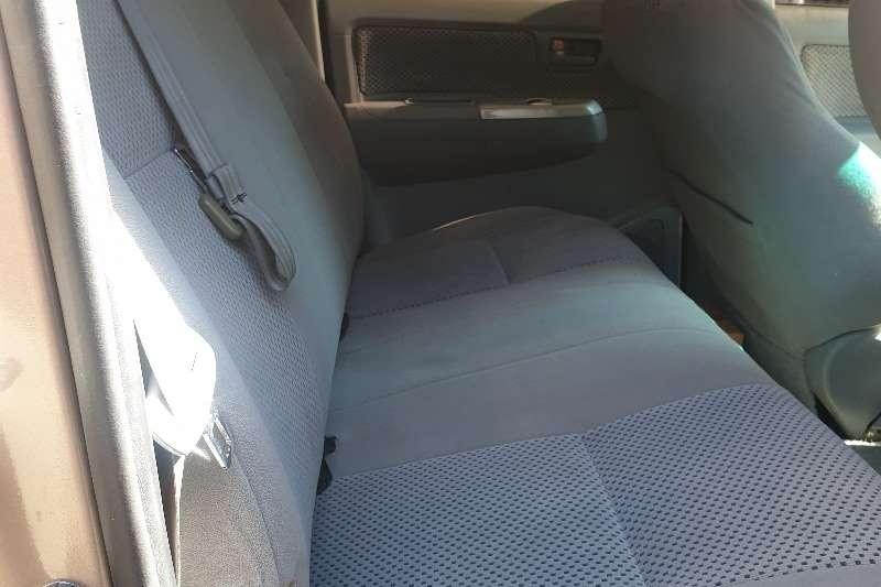 Toyota Hilux Double Cab HILUX 4.0 V6 RAIDER 4X4 P/U D/C A/T 2010
